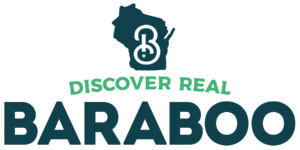 Discover Real Baraboo brand logo