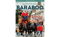 Discover Real Baraboo visitor guide cover